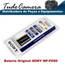 Bateria Original Fh50 Sony Sr200 Sr220 Sr300 Sr42 Sr62 Sr65