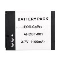 Bateria P/gopro Hero Hd 1/2 Bateria Ahdbt-001 Câmera Digital