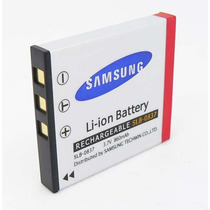 Bateria Samsung Slb-0837 Original Nv3 L83t Nv7 Nv10 Nv20 L60