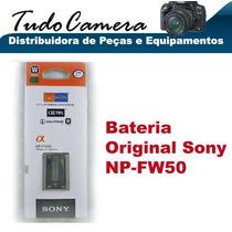 Bateria Original Fw50 Sony Nex-f3 Stl A33 A35 A37 A55 Alpha