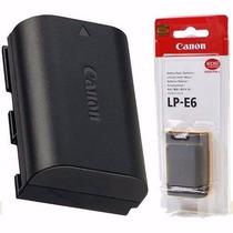 Bateria Original Canon Lp-e6 Eos 60d 60da 70d 6d 7d 5d Ba03