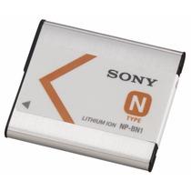 Bateria Np-bn1 P/ Camera Digital Sony W630 W620 W690 Wx150