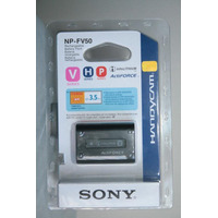 Bateria Np-fv50 Para Sony Dcr- Sr68 Sr88 Sx44 Sx45 Sx63 Sx65