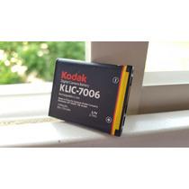 Bateria Kodak Klic-7006 Original