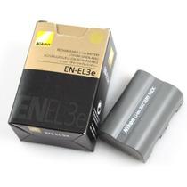 Bateria En-el3e P/ Nikon D50 D70 D80 D90 D100 D200 D300 D700