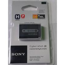 Bateria Sony Np-fh50, Hx1, Hx100, Hx200