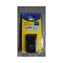 Bateria De Filmadora Gpx Handycam Np-98 Nova No Blister !!!
