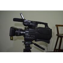 Filmadora Profissional Sony Hvr Mc2000n