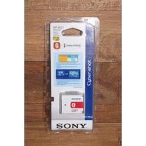 Bateria Original Sony Np-bg1 Type G - Lacrada - Liquidação