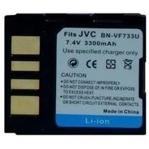Bateria Para Jvc Bn-vf733u Gr-df540ex Gz-mg37u Gz-mg67us