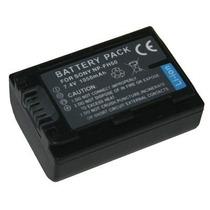 Bateria Np-fh50 P/ Sony Dcr-dvd103 Dvd105 Dvd202 Dvd203 Hc3