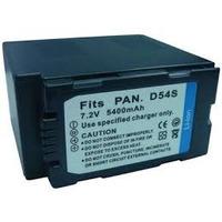 Bateria P/ Panasonic Ag-dvc62 Ag-dvc63 Ag-dvc80 Ag-dvc180a