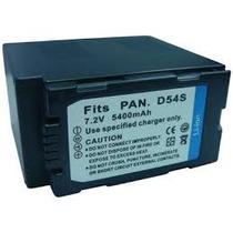 Bateria Cga-d54 Cgr-d54s Para Cameras Panasonic , Hitachi