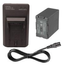 Kit Carregador + Bateria Cgr-d54 Hdc-z10000 Ag-ac90 Ag-ac8