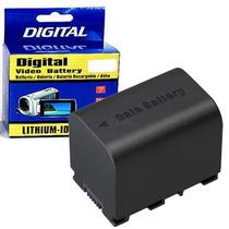Bateria Vg121u Para Jvc Everio Gz-ms150 Ms180 Ms210 Ms215