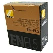 Bateria En-el5 Nikon Original Camera Coolpix P500 P510 P520