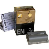 Bateria En-el3e Original Nikon Slr D100 D50 D70 Dx D70s D80