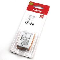 Canon Original Lp-e8 Lpe8 T2i T3i T4i T5i Eos 550 600d X4 X5