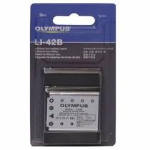 Bateria Li-42b P/ Camera Digital Olympus