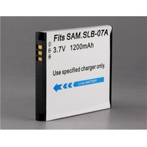 Bateria Samsung Slb07a Slb-07a Pl150 St600 St500 Tl90 Tl100