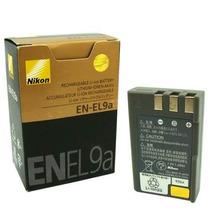 Bateria Original Nikon En-el9a El9 D40 D40x D60 D3000 D5000