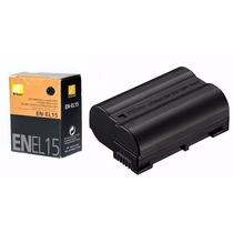 Bateria Nikon En-el15 Enel 15 1 V1 D500 D7200 D810a Ba02