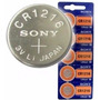 Pilha Sony Cr1216 3v Cartela C 5 Und. Relogios Calculadora