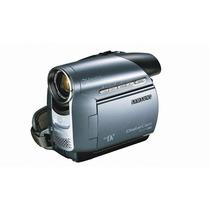 Samsung Sc-d372 Mini Dv, 34x Optical/1200x Digital Zoom Lcd