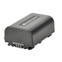 Bateria P/ Sony Handycam Np-fv50 Serve P/ Np-fv30 Np-fv70