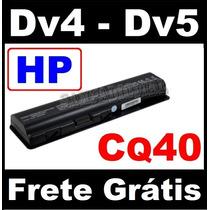 Bateria Hp Dv4 Dv5-1000 Dv6 Compaq Cq40 Cq50 Ev06 Hstnn-lb72
