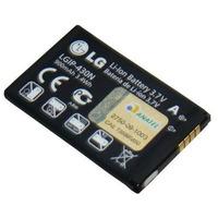 Bateria Original P/celular Lg Gu280 A130 C105 C300 C305 T310