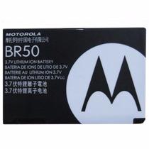 Bateria Motorola Br50 V8. U9. Zn5 Pronta Entrega Original!