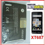 Bateria Original Atrix 2 Xt872 Xt885 Xt553 Verizon Frete Gts