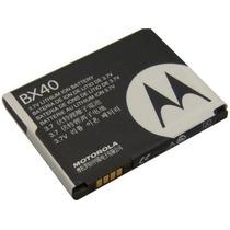 Bateria Motorola Bx-40 P/ Celulares V8 V9 & U9 Frete Grátis!