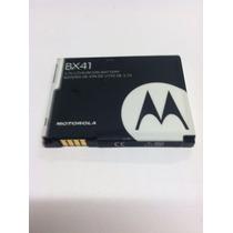 Bateria Motorola Bx41 Razr2 V8 V9 V9x V9m I9 Semi Nova