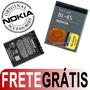 Bl-4s - Bateria Original Nokia Selo Anatel + Frete Grátis