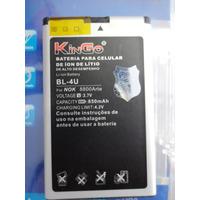 Baterias Original Kingo P/ Nokia Bl-4u 3120 500 5300 5530
