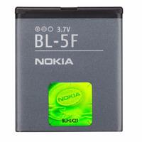 Bateria Original Bl-5f Nokia N95 6210n E65 N93 N96 X5-01
