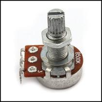 Potênciometro B500k Para Guitarra E Baixo Frete R$ 6,00
