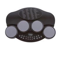 Bateria Eletrônica Medeli Dd 302 Com 4 Pads Sensiveis Ao Toq