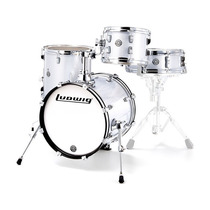 Bateria Ludwig Breakbeats By Questlove C/bumbo 16 Shell Pack
