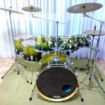 Bateria Pdp X7 By Dw 100% Maple