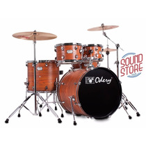 Bateria Odery Inrock Bumbo 20 Ir100 Cor Orange Wood
