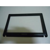 Moldura Da Tela Do Netbook Samsung N150 Preto - Semi Novo