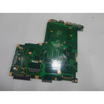 Placa Mãe Do Notebook Cce Win N341 - 71r-nh4cu6-t810