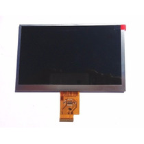 Tela Display Lcd Tablet Genesis Gt 7240 7 Polegadas