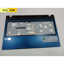 Carcaça Superior Azul Do Notebook Acer 5750 (14200)