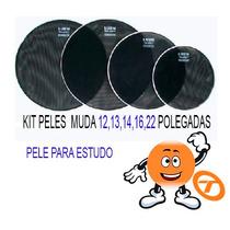 Kit De Peles Mudas Luen 12,13,14,16 E 22 Polegadas