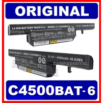 Bateria Original Para Notebook Philco 14d C4500bat-6 Nova