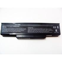 Bateria Intelbras Amazon Asus Clevo Msi Mirax